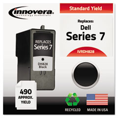 Remanufactured CH883 (Series 7) High-Yield Ink, Black