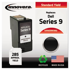 Remanufactured MK990 (Series 9) High-Yield Ink, Black