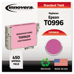 Remanufactured T099620 (99) Ink, Light Magenta