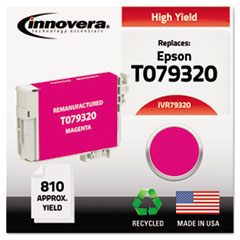 Remanufactured T079320 (79) High-Yield Ink, Magenta
