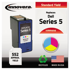 Remanufactured J5567 (Series 5) Ink, 552 Yield, Tri-Color