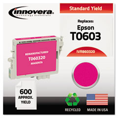 Remanufactured T060320 Ink, 600 Page-Yield, Magenta