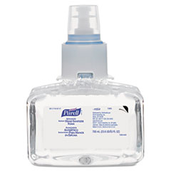 Advanced Instant Hand Sanitizer Foam, LTX-7, 700 ml Refill GOJ130503EA