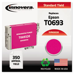 Remanufactured T069320 Ink, 350 Page-Yield, Magenta