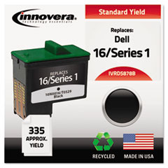 Remanufactured T0529 (Series 1) High-Yield Ink, Black