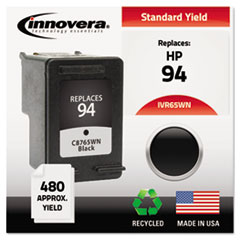 Remanufactured C8765WN (94) Ink, 480 Page-Yield, Black