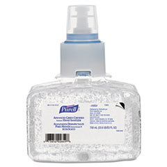 Advanced Green Certified Instant Hand Sanitizer Refill Gel, 700 mL, LTX7 GOJ130303EA