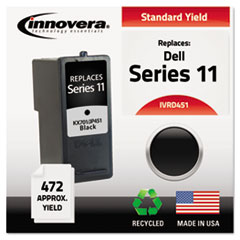 Remanufactured KX701 (Series 11) High-Yield Ink, Black