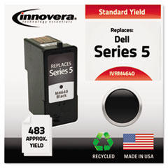 Remanufactured J5566 (Series 5) Ink, 483 Yield, Black