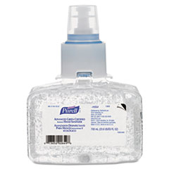 Advanced Green Certified Instant Hand Sanitizer Refill Gel, 700 mL, 3/Carton GOJ130303CT