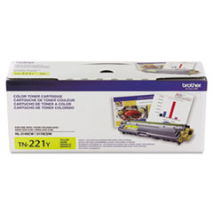TN221Y Toner, Yellow