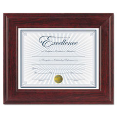 EXECUTIVE DOCUMENT/PHOTO FRAME, DESK/WALL MOUNT, WOOD,