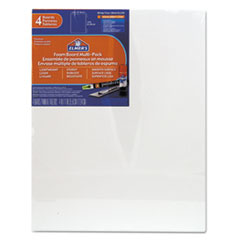 White Pre-Cut Foam Board Multi-Packs, 11 x 14, 4/PK