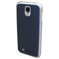 Aluminum Case for Galaxy 4, Blue KMW44417