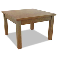 Valencia Occasional Table, Square, 23-5/8 x 23-5/8 x 20-3/8, Medium Cherry