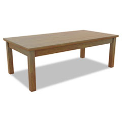 Valencia Series Occasional Table, Rectangle, 47-1/4 x 20 x 16-3/8, Medium Cherry