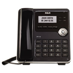 IP110S ViSYS Business Class VoIP Corded Two-Line Phone System and Service