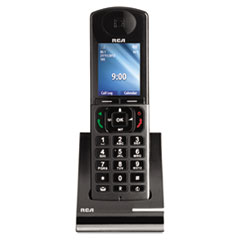 IP060S Six-Line Cordless Accessory Handset for IP160S Cordless VoIP Phone