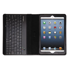 KeyFolio Pro 2 Keyboard/Case/Stand for iPad Mini, Black