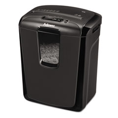 Powershred 49C Light-Duty Cross-Cut Shredder, 8 Sheet Capacity FEL4605801