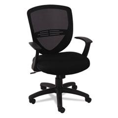 VS Series Swivel/Tilt Mesh Task Chair, Black OIFVS4717