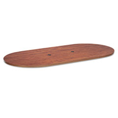 Valencia Series Racetrack Table Top, 95-1/4w x 47d, Medium Cherry
