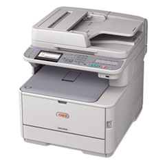 Oki MC362w Wireless Multifunction Color Laser Printer, Copy/Fax/Print/Scan at Sears.com