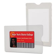 COU Utili-Jacs Heavy-Duty Clear Plastic Envelopes, 3 x 5, 50/Box at Sears.com