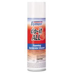 do-it-ALL Germicidal Foaming Cleaner, 18oz Aerosol, 12/Carton