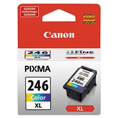 8280B001 (CL-246XL) ChromaLife100+ High-Yield Ink, Tri-Color