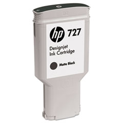 HP 727, (C1Q12A) Matte Black Original Ink Cartridge