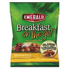 Trail Mix, Breakfast, 1.5oz Bag, 8/Box DFD88917