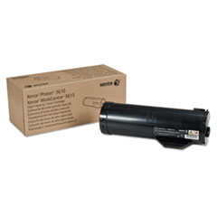 106R02722 High-Capacity Toner, 14100 Page-Yield, Black