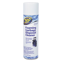 ZEP FOAMING GARBAGE DISPOSABLE CLEANER 19OZ