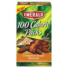 Cinnamon Roast Almonds, 100-Calorie Packs, 0.625 oz Package DFD30395