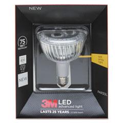 LED Advanced Light Bulbs PAR-30L, 75 Watts, Warm