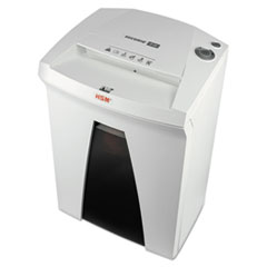 SECURIO B24C Medium-Duty Cross-Cut Shredder, 19 Sheet Capacity HSM1783