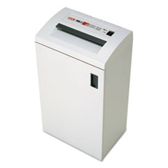 108.2CC Continuous-Duty Cross-Cut Shredder, 14 Sheet Capacity HSM1665