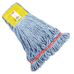 Web_Foot_Wet_Mop_Head_Shrinkless_CottonSynthetic_Blue_Small