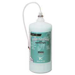 Enriched Moisturizing Hand Soap, Citrus Scent, 800mL Refill, 4/Carton RCP750517
