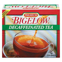 SINGLE FLAVOR TEA, DECAFFEINATED BLACK, 48