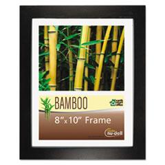 Bamboo Frame, 8 x 10, Black NUD14181