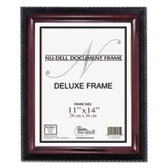 Executive Document Frame, 11 x 14, Black/Mahogany NUD17403