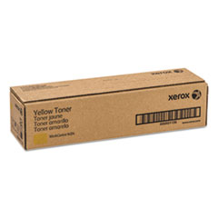 006R01156 Toner, 15000 Page-Yield, Yellow
