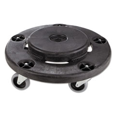 Rubbermaid® Commercial Brute® Round Twist On/Off Dolly