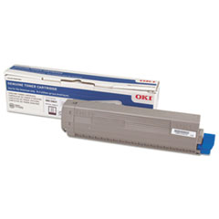 44844512 Toner, 10,000 Page-Yield, Black