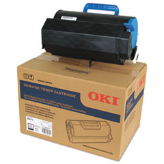45460510 Toner, 36,000 Page-Yield, Black