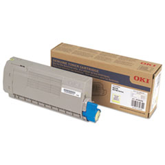 45396209 Toner, 11,500 Page-Yield, Yellow