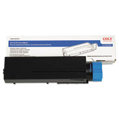 44917601 Toner, 12,000 Page-Yield, Black