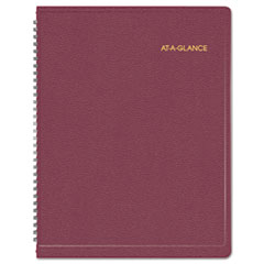 AT-A-GLANCE® Weekly Appointment Book Ruled for 15-Minute Appointments Thumbnail